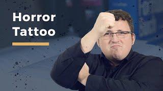 Video Thumbnail zum Artikel Tätowierer verklagen – Schadensersatz und Schmerzensgeld