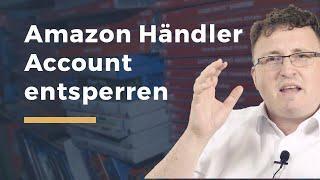 Video Thumbnail zum Artikel Amazon sperrt Verkäuferkonto nach Meldung der Verletzung einer Marke