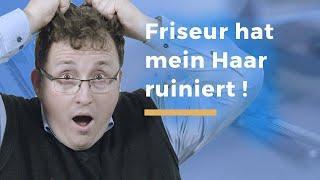 Video Thumbnail zum Artikel Friseur ruiniert Haare – Schadensersatz richtig geltend machen