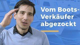 Video Thumbnail zum Artikel Boot mit verstecktem Mangel: Rücktritt vom Kaufvertrag