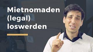 Video Thumbnail zum Artikel Räumungsklage gegen Mietnomaden