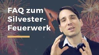 Video Thumbnail zum Artikel Silvester FAQ – Polenböller, Schreckschusswaffe, wann knallen?