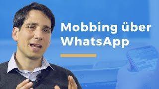 Video Thumbnail zum Artikel WhatsApp Mobbing unter Schülern