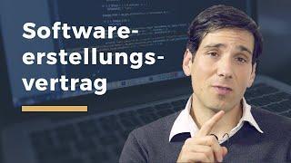 Video Thumbnail zum Artikel Worauf Programmierer beim Softwareerstellungsvertrag achten sollten